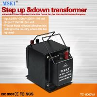 TC-5000W step up and down transformers with CE approved