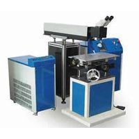 Manual open type laser welding machine