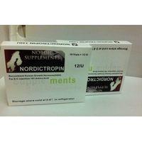 hgh nordictropin hormones bodybuilding nordic supplements 12IU10vials