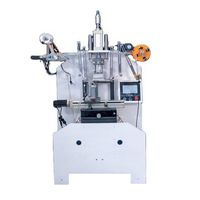 Semi-automatic AB tube heat transfer machine