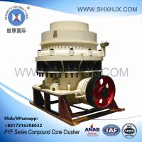 Mining Machinery Cone Crusher Plant