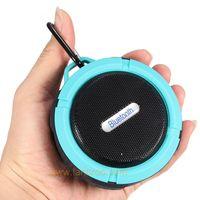 Subwoofer wireless waterproof bluetooth speaker