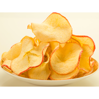 Apple chips snacks
