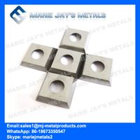 Tungsten Carbide Square Woodturning Insert