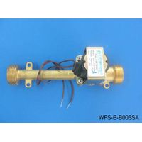 Full copper high temperature solenoid valve WFS-E-B006SA