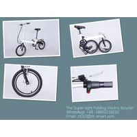 Light weight electric folding bike folding ebikes
