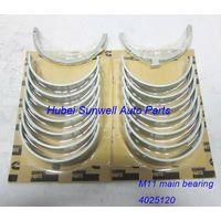 Cummins M11 engine main bearing 4025120 connecting rod bearing 3016760 bushing 3820566 thumbnail image