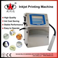 Trade assuance Touch screen code date inkjet printer