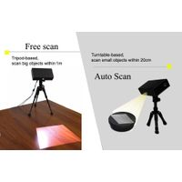 Thunk3D Cooper M20 Desktop 3D Scanner for small object
