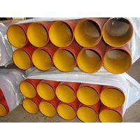 en 877 epoxy coated cast iron pipe