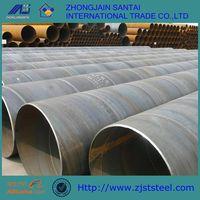 100mm diameter steel welded pipe