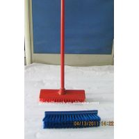 HQ0007 PP household brush/floor brush/outdoor broom  With long handle set thumbnail image