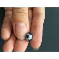 Si material Hyper-Hemispherical lenses