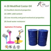 A-20 castor oil modified polyol for paints and coatings