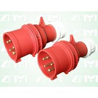 3P+N+E IP55 Industrial plug