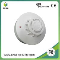 Hardwire Heat Detector, 2/4 wire, ANKA AJ-521