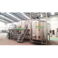 1200L beer brewing equipment for craft beer