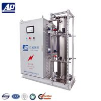 Industrial ozone water machine