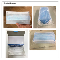 3ply Surgical Mask - Disposable