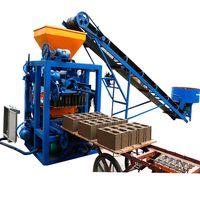 concrete block making machine price, concrete block making machine for sale, cement bricks machine thumbnail image