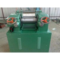 Lab rubber mixing mill/lab rubber mill/lab open mill  XK-160 Laboratory Rubber Mixing Mill     Appli thumbnail image