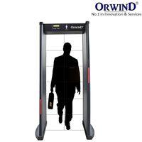 ORWIND MX-100 Multi Zone Door Frame Metal Detector   thumbnail image