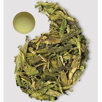 Chinese Xi Hu Long Jing Organic Green tea with fair trade thumbnail image