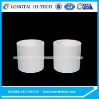 95% Al2O3 High Temperature Alumina Ceramic Crucible For Melting Metals And Stainless Steel