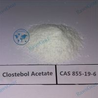 4-Chlorotestosterone acetate / Clostebol acetate Raw powder CAS 855-19-6 thumbnail image