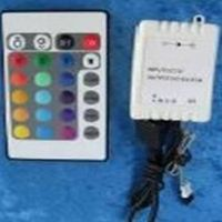 24-key Infrared RGB controller