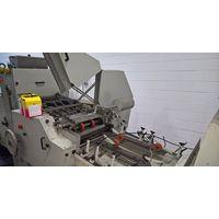 Overhauled Flat/Satchel bag making machine with in-line print
