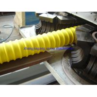 HDPE/PP/PVC Double Wall Corrugated Pipe Extrusion Line