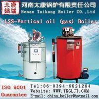 Vertical oil (gas) boiler thumbnail image