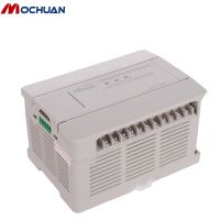high speed low cost 64 I/O analog control industrial automation PLC, programmable logic controller thumbnail image