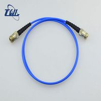 low pim OEM huawei 4.3-10 mini din male connector cable