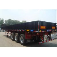 CIMC tri-axle Side Wall Semi Trailer