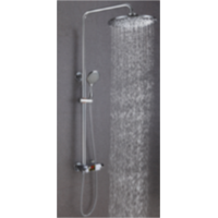 intelligent thermostatic shower set