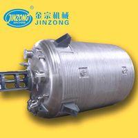 External Half-pipe Coil Heating reactor Resin Equipment Epoxy Resin Reactor