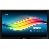 22 inch CCTV LCD Monitor with high brightness thumbnail image