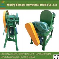 Rubber powder machinery/waste tire recycling line