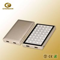 portable panel lights indoor/outdoor camping rechargeable led emergency light thumbnail image