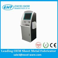 OEM steel cabinet/Kiosk manufacturer located in ShenZhen China