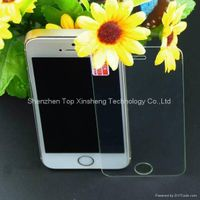 high transparency tempered glass screen protector for iPhone 5