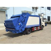 7 CBM Special Garbage Compactor Truck [FREE SHIPPING WORLDWIDE] thumbnail image