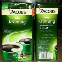 Jacobs Kronung ground coffee 250g / Jacobs Kronung ground coffee 500g thumbnail image
