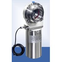 Stainless steel hygienic butterfly valve pneumatic actuator thumbnail image