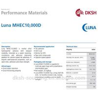 Luna MHEC as thickener agent, rheological agent for construction