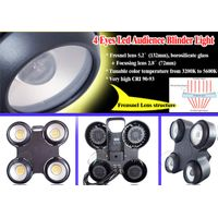 Outdoor 4 Eyes Led audience blinder light 4100w
