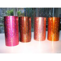 Durable Non-Erasable Colorful Holographic Cold Lamination Film