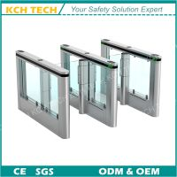 Bright Surface Luxurious Durable Fast Speed Gate for Hotel